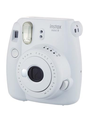 Fujifilm instax mini 9 Beyaz Fotograf Makinesi ve Hediye Seti 4 Renkli